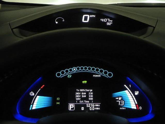 2016 Nissan LEAF 1N4BZ0CP6GC306643