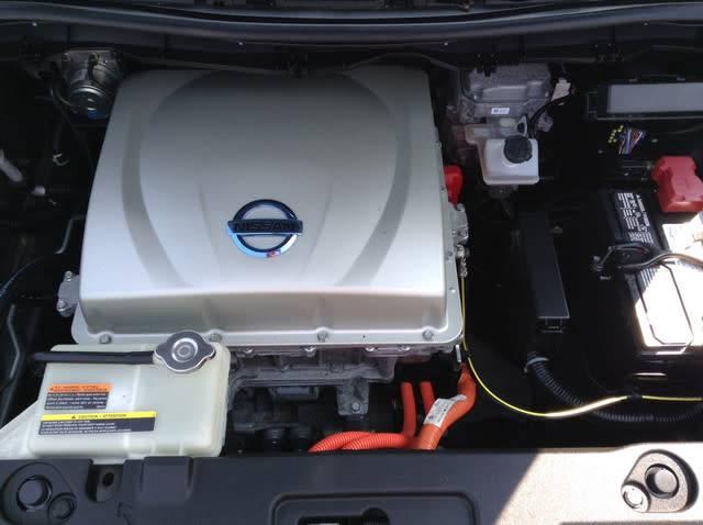 2015 Nissan LEAF 1N4AZ0CPXFC309278