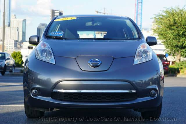 2015 Nissan LEAF 1N4AZ0CPXFC318658