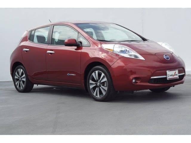 2015 Nissan LEAF 1N4AZ0CP1FC308794