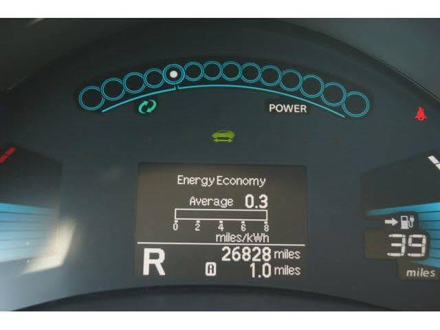 2015 Nissan LEAF 1N4AZ0CP3FC321076