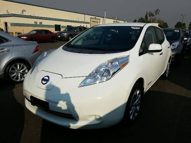2015 Nissan LEAF 1N4AZ0CP4FC326903