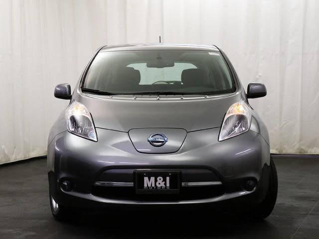 2015 Nissan LEAF 1N4AZ0CP2FC306746