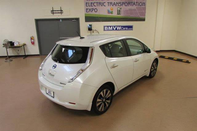 2015 Nissan LEAF 1N4AZ0CPXFC317977