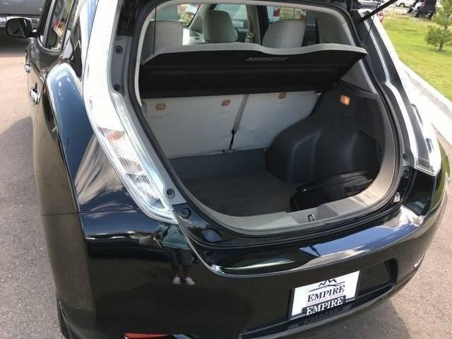 2015 Nissan LEAF 1N4AZ0CP1FC303806