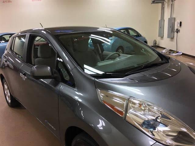 2015 Nissan LEAF 1N4AZ0CP5FC302223