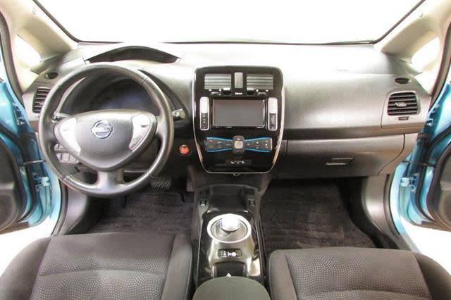 2015 Nissan LEAF 1N4AZ0CP7FC319198