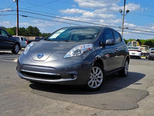 2015 Nissan LEAF 1N4AZ0CP4FC319871