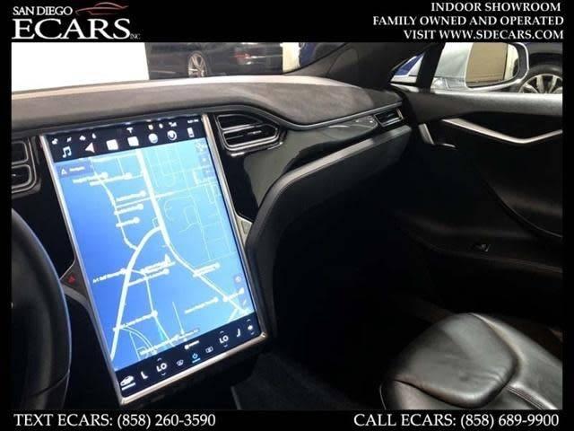 2015 Tesla Model S 5YJSA1H18FFP75794