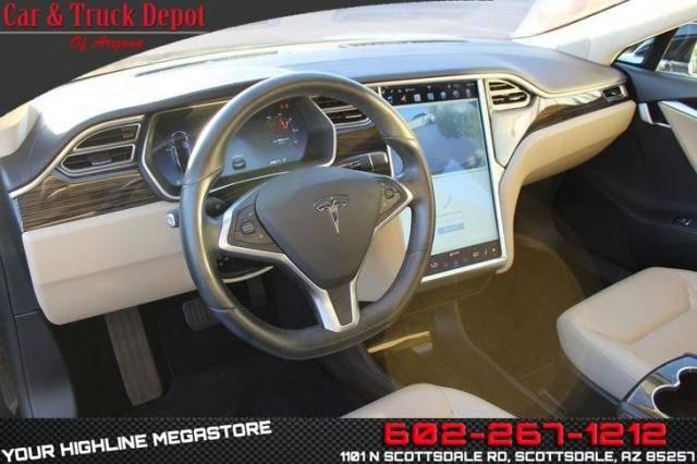 2015 Tesla Model S 5YJSA1S25FF095191