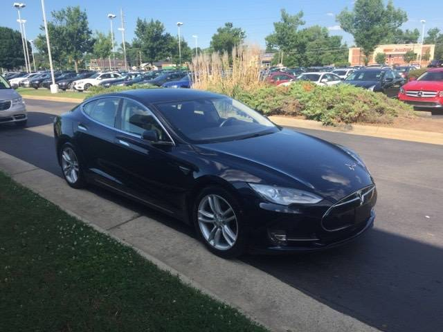 2015 Tesla Model S 85d For Sale In Raleigh Nc Usa Myev Com