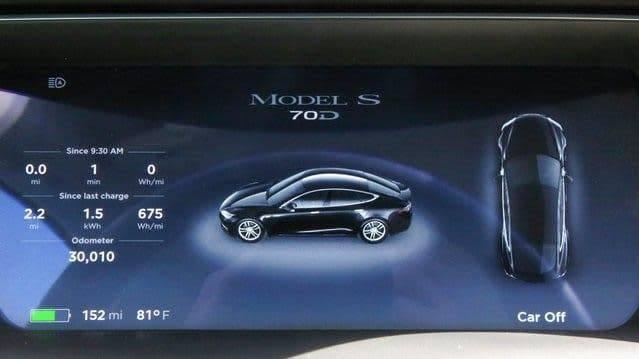 2015 Tesla Model S 5YJSA1S21FF084995