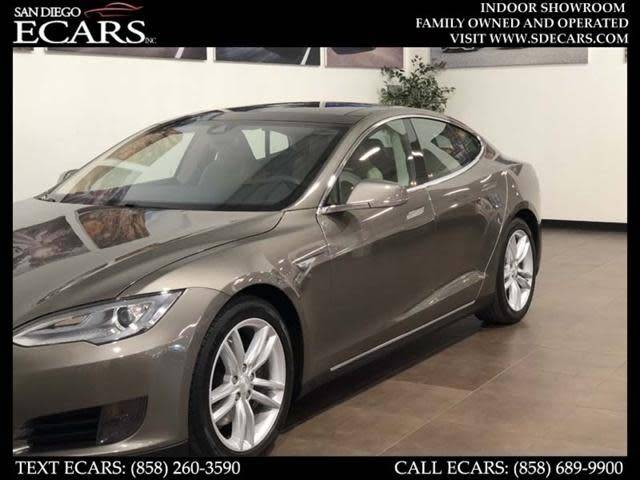 2015 Tesla Model S 5YJSA1S2XFF082680