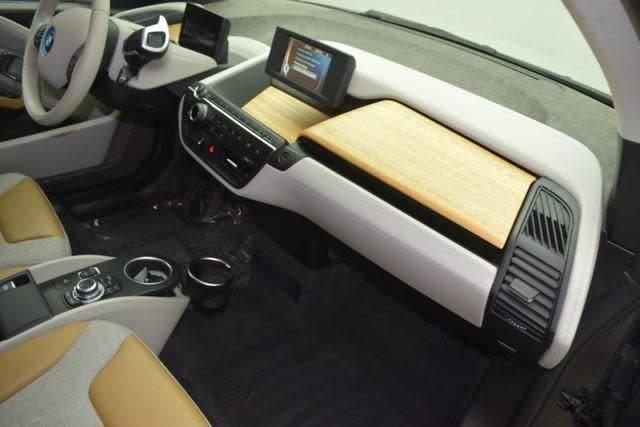2015 BMW i3 WBY1Z4C54FV279617
