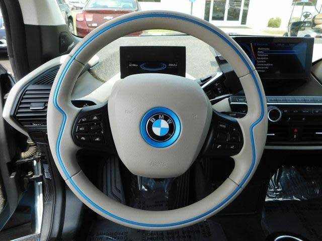 2015 BMW i3 WBY1Z2C50FV286231