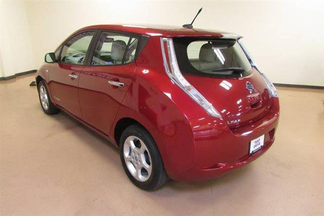 2012 Nissan Leaf Sl For Sale In Union City Ga Usa Myev