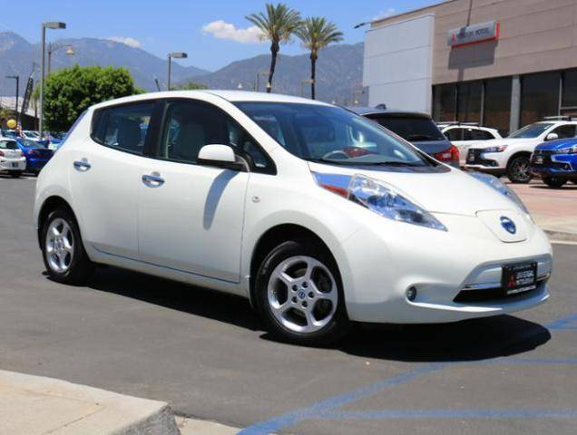 2012 Nissan Leaf Sl For Sale In Duarte Ca Usa Myev