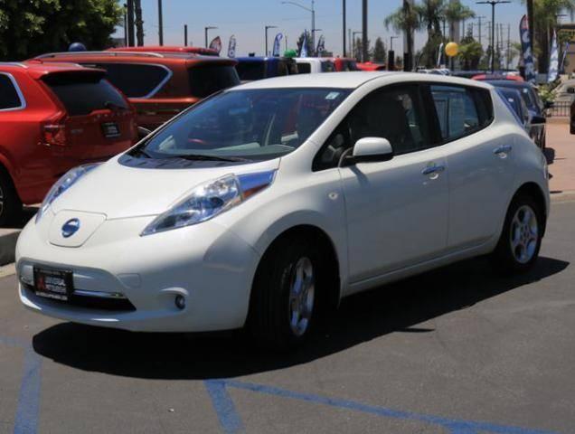2012 Nissan LEAF JN1AZ0CP6CT025297