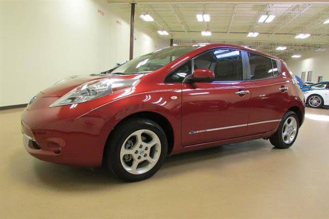 2012 Nissan Leaf Sl For Sale In Union City Ga Myev