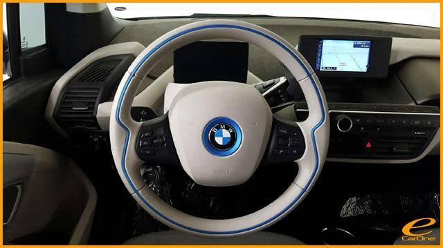 2014 BMW i3 WBY1Z4C51EV275393