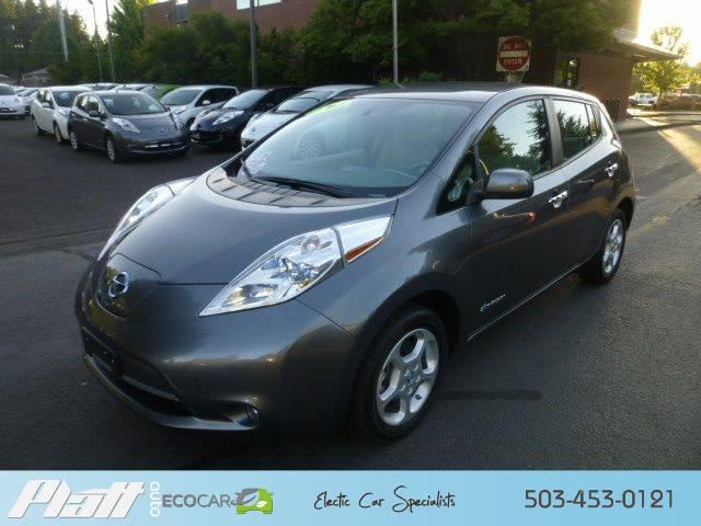 2014 Nissan Leaf Sv For Sale In Portland Or Myev
