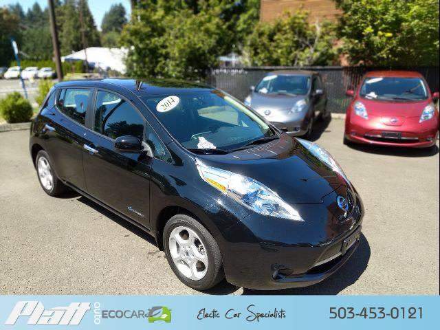 2014 Nissan Leaf Sv Used Ev For Sale Myev