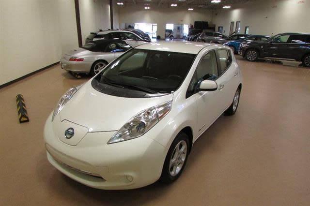2014 Nissan LEAF 1N4AZ0CP7EC338784