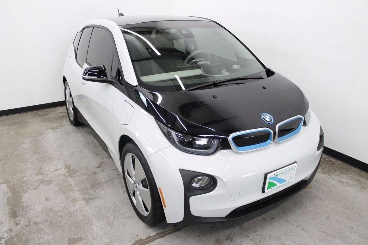 2016 Bmw I3 Mega World Rex For Sale In 2907 55th St Boulder Co Vehicle Electrical System Control Units Location Battery Electric Vehicles