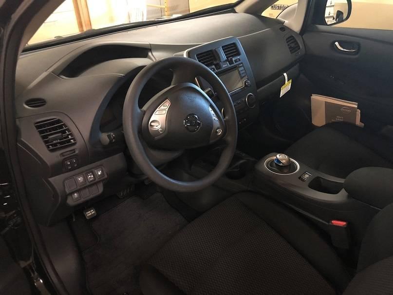 2017 Nissan LEAF 1N4BZ0CP5HC309485
