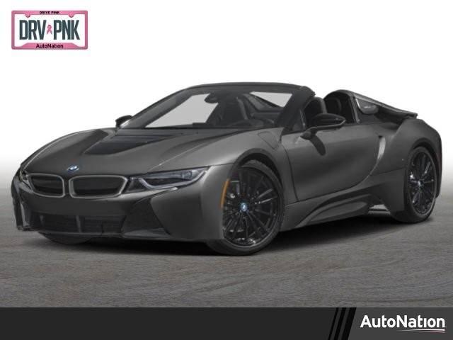 2019 BMW i8 WBY2Z6C51KVG97940