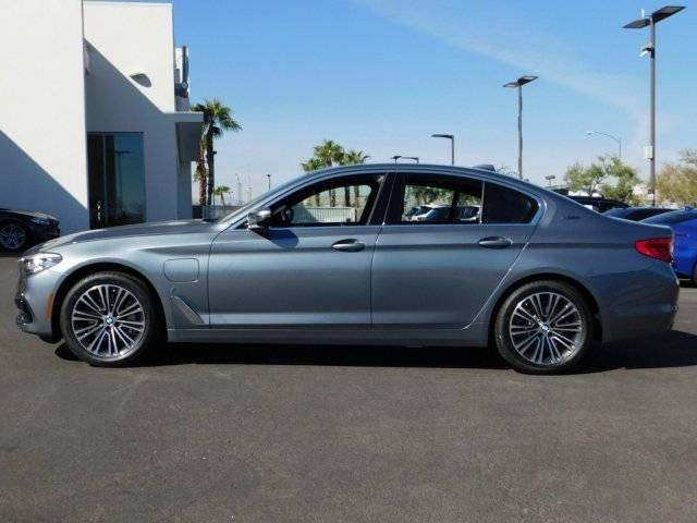 2019 BMW 5 Series WBAJA9C51KB254348