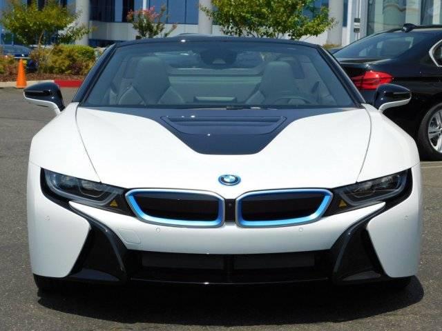 2019 BMW i8 WBY2Z6C54KVB82978