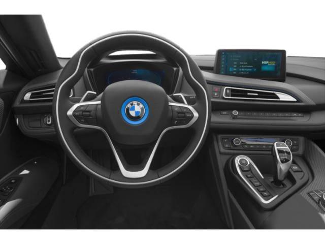 2019 BMW i8 WBY2Z6C54KVG97804