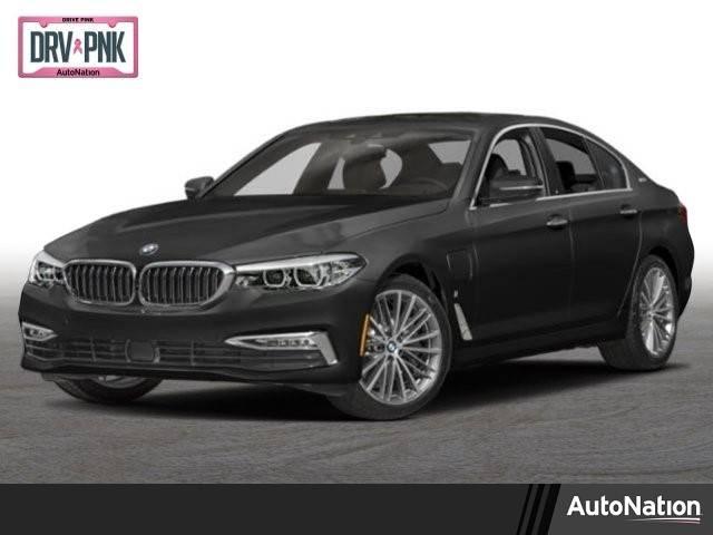 2019 BMW 5 Series WBAJA9C56KB388367