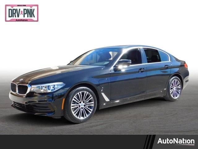2019 BMW 5 Series WBAJA9C51KB254284