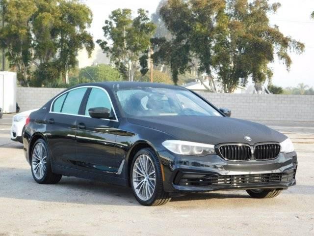 2019 BMW 5 Series WBAJA9C56KB388689