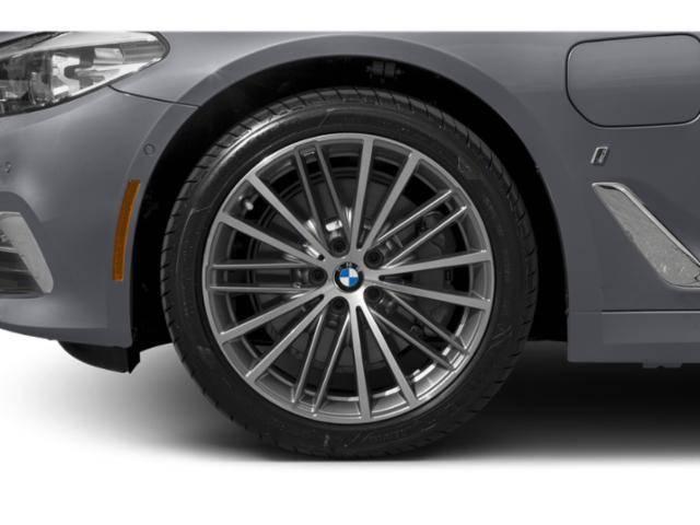 2019 BMW 5 Series WBAJB1C50KB375855