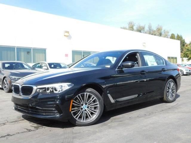 2019 BMW 5 Series WBAJA9C50KB254289