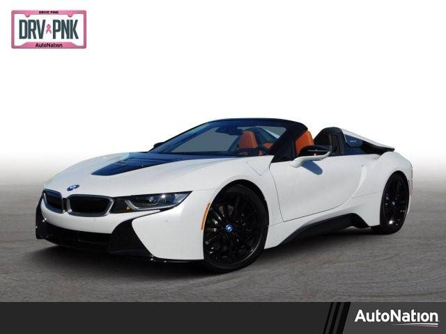 Bmw I8 Roadster Price