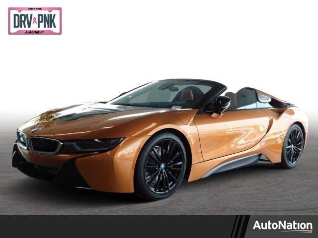 2019 Bmw I8 Roadster For Sale In Bellevue Wa Myev Com