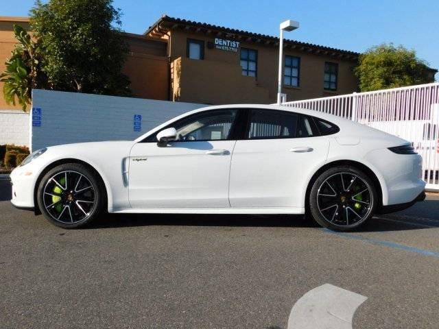2018 Porsche Panamera Turbo S E Hybrid For Sale In Newport Beach Ca