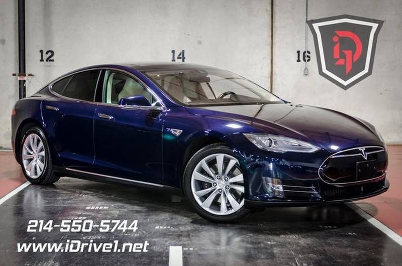 2015 Tesla Model S 85 For Sale In Carrollton Tx Myev Com