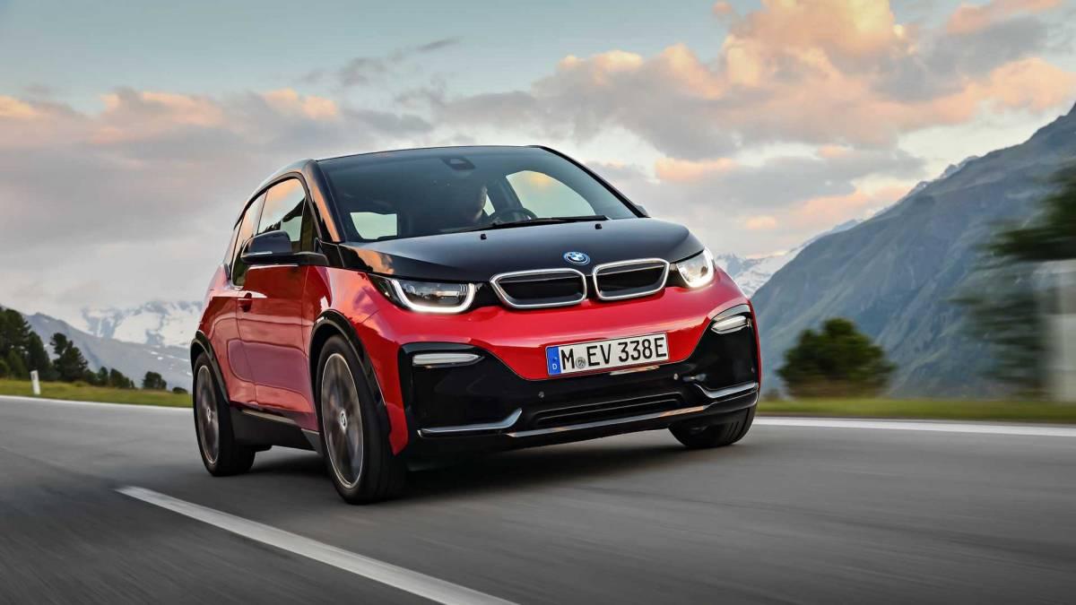 6. BMW i3: 6,117 units sold