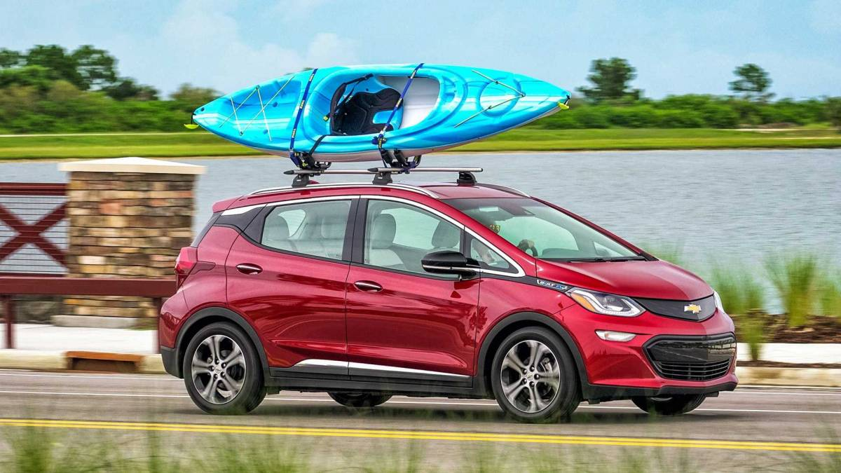 4. Chevrolet Bolt EV: 18,019 units sold