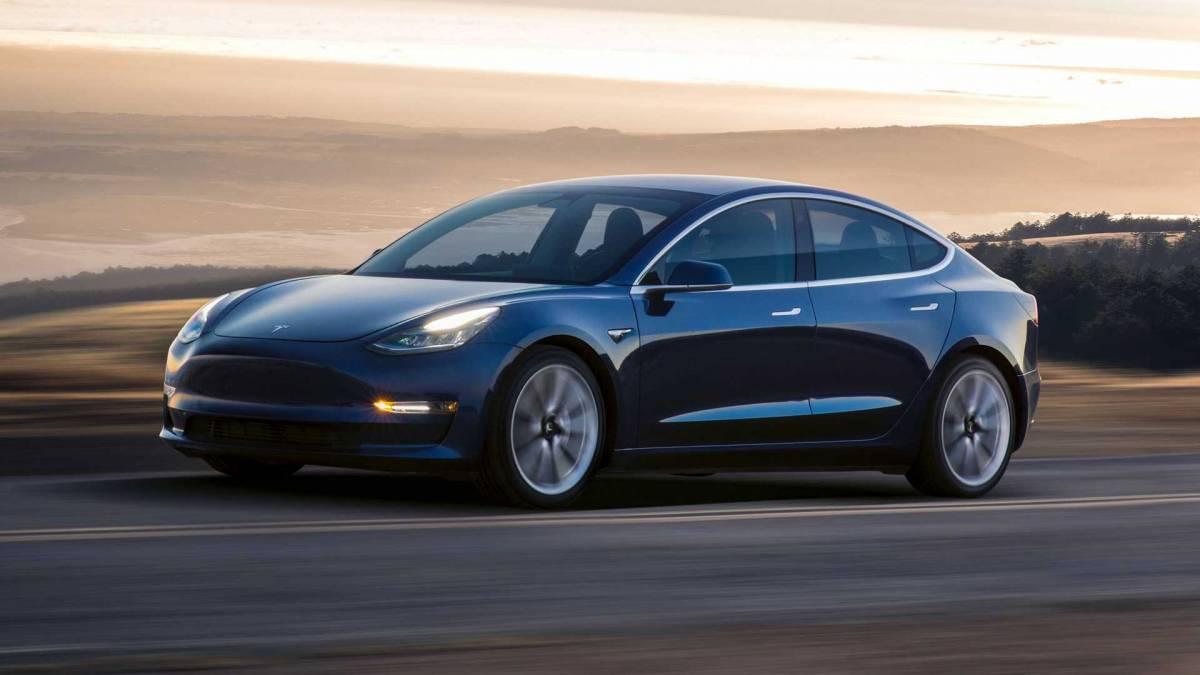 1. Tesla Model 3: 139,782 units sold