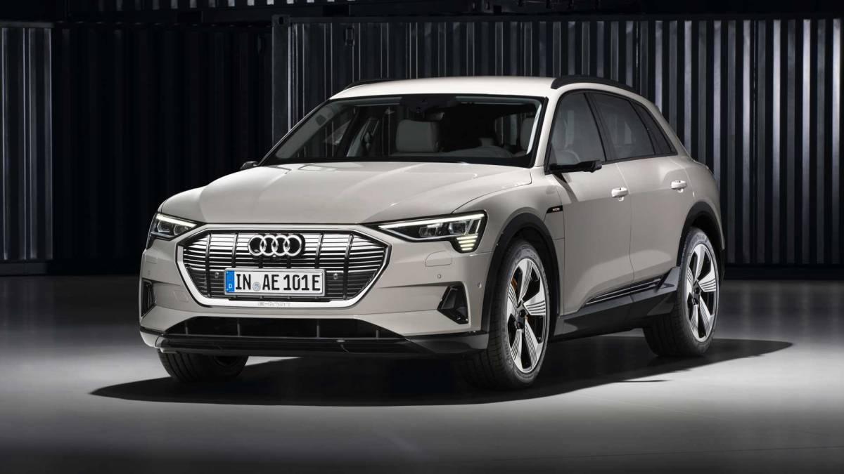 1. Audi e-tron