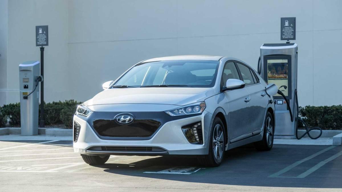 5. Hyundai Ioniq Electric