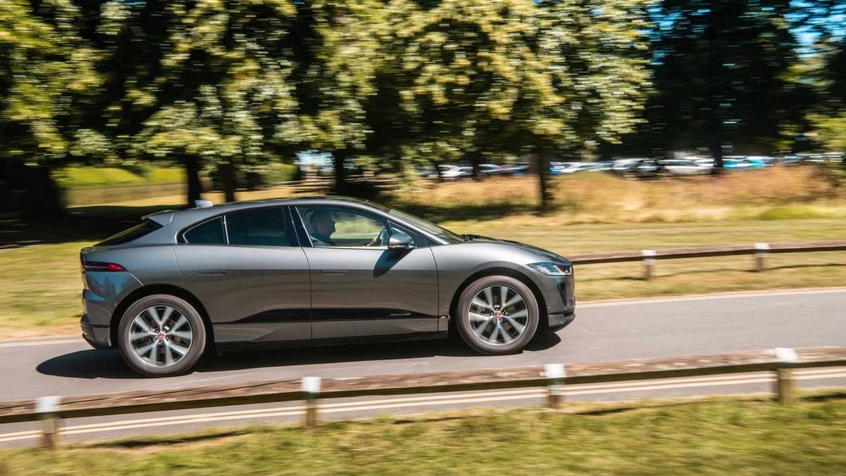 7. Jaguar i-Pace
