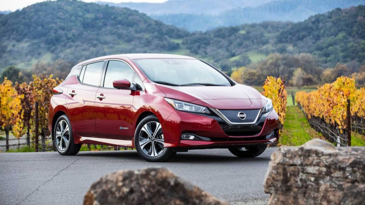 10. Nissan Leaf / Leaf and +