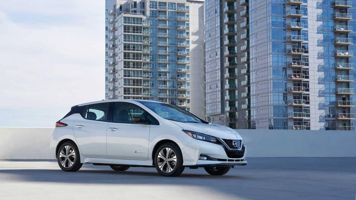 8. Nissan Leaf e +: 226 miles